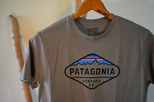 PATAGONIA Ventura CA Men's Slim Fit Medium *Mint* Unworn Organic Cotton/Poly