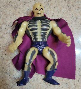 Vintage 1981 Scareglow Motu Masters Of The Universe He-man