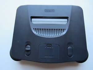 CLEANED Nintendo 64 N64 Game Console System Retro Vintage Gaming Christmas WORKS