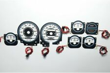 Jeep Wrangler YJ design 1 glow gauges dials plasma dials kit tacho glow dash shi