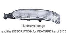 Side Mirror Turn Signal Indicator Light Mercedes Class Ml W163 2002-2005 Right