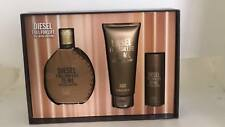 Diesel Fuel For Life 3 Piece Gift Set with 2.5 Oz by Diesel NEW For Men