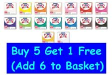 FIMO Kids Polymer Modelling Clay Oven Bake 42g - Buy 5 Get 1 Free