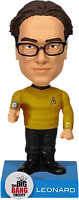 Wacky Wobblers--The Big Bang Theory - Leonard Star Trek Wacky Wobbler