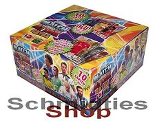 MATCH ATTAX EXTRA - 1 x DISPLAY mit 24 Booster - 240 Karten - Saison 2015/16