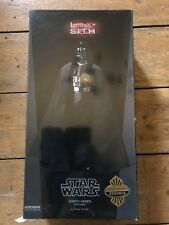 Sideshow señores de los Sith De Star Wars Darth Vader exclusivo Sith Lord afssc 240
