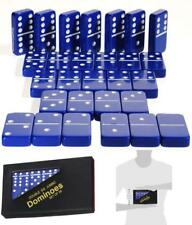 Double Six Dominoes Double 6 Jumbo Domino Game Professional Size Set of 28
