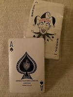 Vintage Arrco Playing Card Deck Made in the USA Unused Torn Wrapper