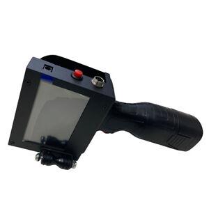 0.08-0.5inch Handheld Inkjet Printer Set for Date Word QR Code Barcode Machine