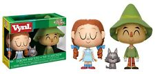 Funko Wizard of Oz Vynl. Dorothy & Scarecrow Vinyl Figure 2-Pack - 21376 - NEW!