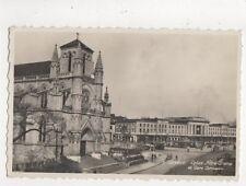 Geneve Eglise Notre Dame & Gare Cornavin Switzerland 1960 RP Postcard 598a