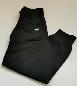 Erima Hosen Trainingshosen Pants Sweatpants (210211) Schwarz Damen Gr. 48