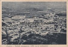 CASSINO: Veduta panoramica delle nuove costruzioni    1951