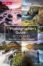 """New """"The Photographer's Guide to Scotland"""" guide book by E.Bowness"""