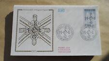 FDC Enveloppe Premier Jour - CEF - Avènement de Hugues Capet - 20/06/1987