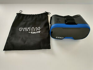Dream Vision Pro Virtual Reality Headset By Tzumi