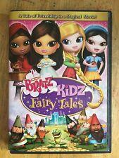 DVD Bratz Kidz Fairy Tales FEATURE FILM Full Length Movie + Bonus Features
