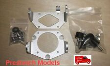 "ENGINE MOUNT for Tiger King, Zenoah motor  5"" rails rc model boat gas parts"