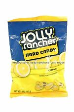 JOLLY RANCHER 3.8 oz Bag LEMON FLAVOR Hard Candy/Candies HERSHEY CO. Exp. 3/18+