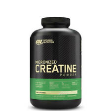 Optimum Nutrition Pure Creatine Monohydrate Powder 600g