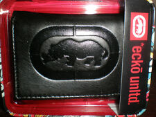 ECKO UNLTD. BLACK WALLET NEW