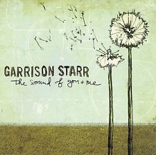 The Sound of You and Me by Garrison Starr (CD, Mar-2006, Vanguard)