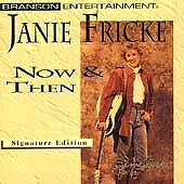 Now & Then by Janie Fricke CD BRAND NEW/STILL SEALED!