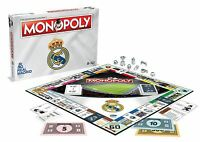 MONOPOLY - REAL MADRID VERSION 2019 BOARD GAME