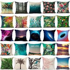 Supernatural Pillow Case Cotton Linen Cushion Cover Fashion Home Decor 18x18