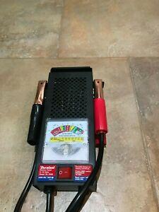 Duralast Battery Load Tester 100 Amp Load Type 6V & 12V Model DL-100D