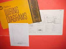 1960 1961 1962 1963 1964 1965 WILLYS KAISER JEEP CJ-5 6 J 6-226 WIRING DIAGRAMS