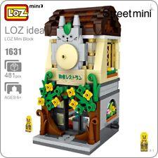Loz Mini Blocks Diy Kids Adult Building Toys Street Japanese Restaurant View