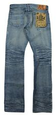 RRL RALPH LAUREN Jeans SLIM BOOT CUT, wash ADIRONDACK, s. 30/34, 32/32