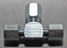 Schneidringverschraubung T-Stück T-Verschraubung Ermeto 6 mm