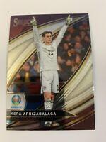 2020 PANINI SELECT UEFA EURO SOCCER FIELD LEVEL KEPA ARRIZABALAGA CHELSEA SPAIN