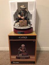 "Emmett Kelly Jr. Collection Porcelain Figurine ""Peanut Butter"" Limited Edition"