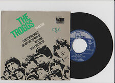 TROGGS The Big Four 1966 SUPER RARE Holland EP first time i have this one!
