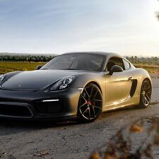 """20"""" Vorsteiner V-FF 101 Forged Concave Wheels Fits Porsche 981 Cayman"""