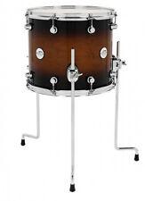 "DW Drum Workshop Design Tobacco Burst 14"" Floor Tom"