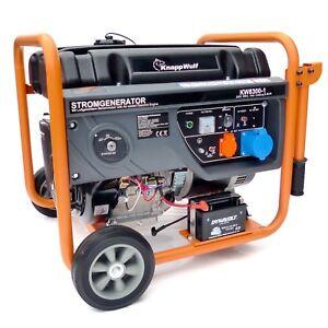 KnappWulf Générateur de Puissance 8300-1 Generator Générateur D'Urgence 230V