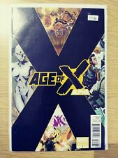 AGE OF X ALPHA 1 [2ND PRINT VARIANT] VF- MARVEL PA9-330