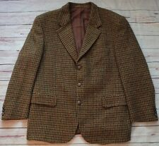 Gurteen tweed in uomo Giacca di da Esquire Designer lana 44