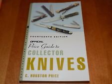 PRICE GUIDE TO COLLECTOR KNIVES Pocketknife Guide Case Collector's Knife G Book