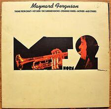 MAYNARD FERGUSON M.F. Horn Two UK LP CBS S 65027 VG+/VG 1972 Fusion JAZZ FUNK