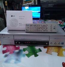 Lg LV 4285 VIDEOREGISTRATORE VHS PAL/NTSC- SP/LP **NUOVO*PERFETTO**