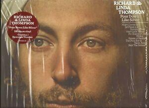 "Richard and Linda Thompson - "" Pour Down Like Silver "" ( 180 gram Vinyl LP )"