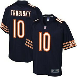 New Mitchell Trubisky Chicago Bears Officially Licensed Women's Pro Line Jersey
