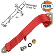 Mk1 Classic Car Parts 65 Vw Camper Rock & Roll Bed 40cm Seat Belt Extender