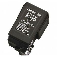 Lot of 2 Genuine New Canon BC-20 Black Ink Cartridges NEW LOWER PRICE