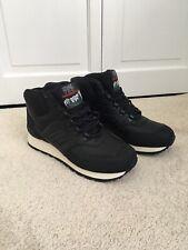 New Balance Trail 755 Hiking Shoes Black Boots XHL755BL Men's Size 8.5